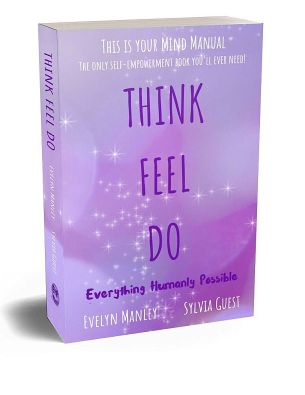 think feel do self help book